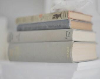 SALE Stack of vintage books