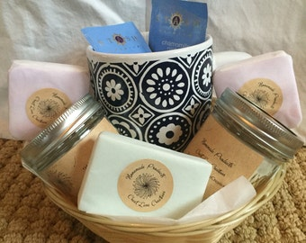 A Little Relaxation Gift Basket