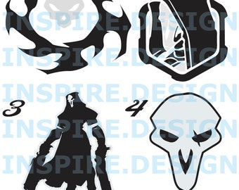 Reaper Decal PLUS