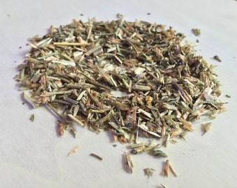 Hyssop, Hyssopus officinalis ~ Sacred Herbs and Spices from Schmerbals Herbals