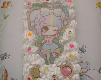 Silicone case for IPhone 6/6s Kawaii