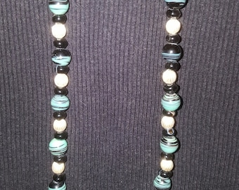 Spun Glass necklace