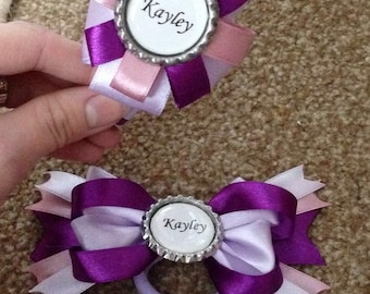 Headband sets (can personalise)
