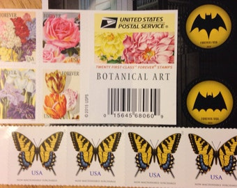 Stamps for your stationery purchase, choose your design