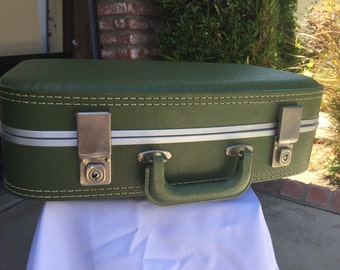 Mid Century Modern Cosmetic Case