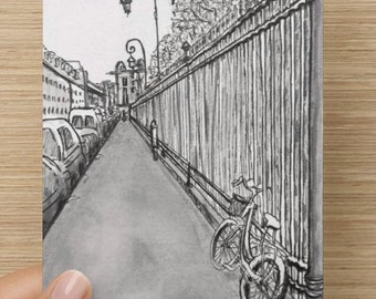 Paris - le Marais - Place des Vosges