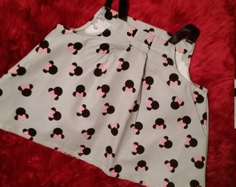 NEW - Minnie Mouse baby dress