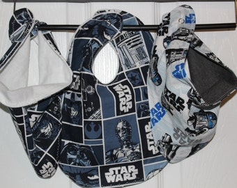 Star Wars Three Piece Bib Set