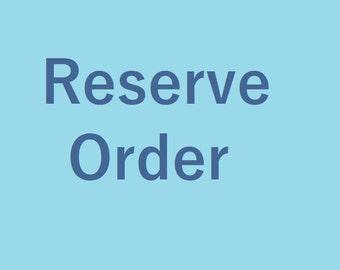 Reserve order for thurstontheresa