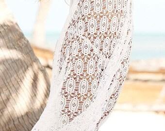 Dress Crochet skirt