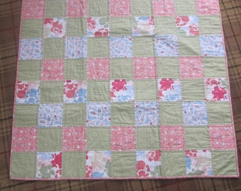 Bespoke Lap / Bed Quilt - Colour / pattern to suit you