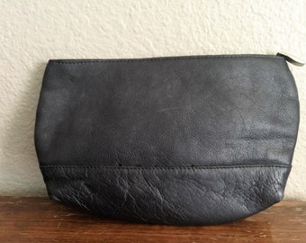 Men's vintage Wilson's leather bag 1970's