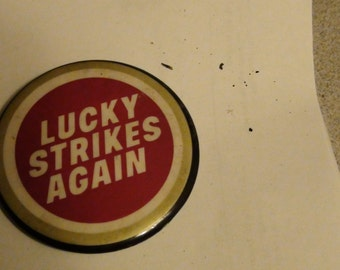 lucky strike pin