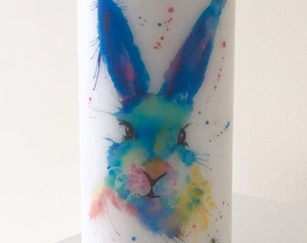 JamieTs Mr Bunny Candle