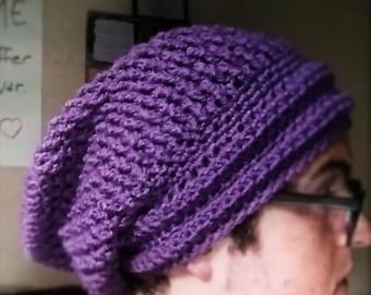 Weave Stitch Beanie