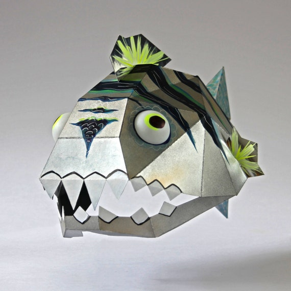 BAD FISH Mask