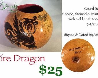 Gourd Decorative Dragon