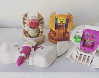 80's McDonald happymeal your toys