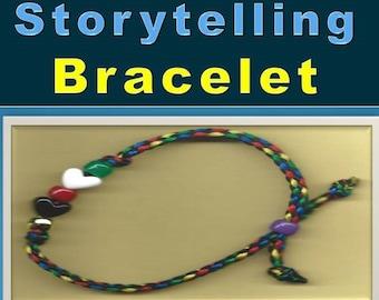 Salvation Gospel Storytelling Wordless Bracelet