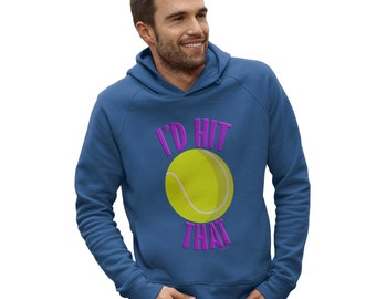Men's I'D Hit That Tennis Hoodie