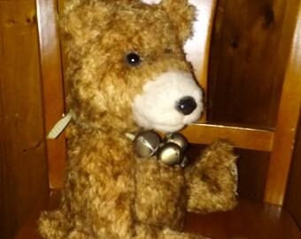 Hand Made Collectible Mohair Bear