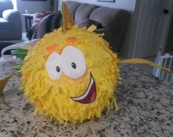 Grouper FISH Piñata. Handmade. New