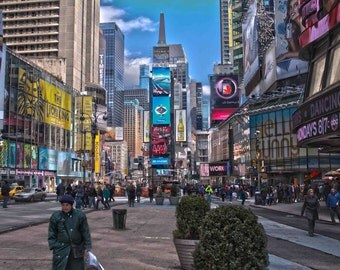 Time Square, New York, NY