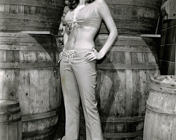 "Raquel Welch in the Film ""Fathom"" - 5X7, 8X10 or 11X14 Publicity Photo (AZ189)"