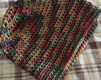 Super Slouch Crocheted Hat