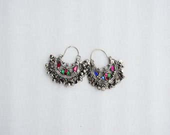 Kuchi vintage earrings