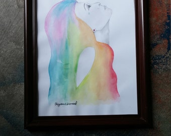 Original Wall Art Framed