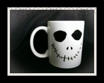 Coffee Mug - Jack Skellington - Nightmare Before Christmas
