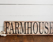 Farmhouse sign, Farmhouse decor, Vintahe style decor, Country Decor, Shabby chic decor, Rustic decor, French country kitchen
