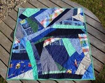 Handmade Dog Basket Blanket – Charity Item
