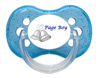 UNIQUE Dummy Pacifier Soother, All Teats, Sizes & Colours, PAGE BOY 2