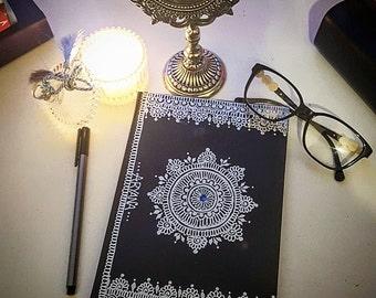Bespoke Henna Inspired Diary