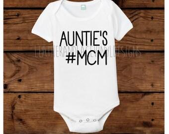 Auntie's #MCM Bodysuit
