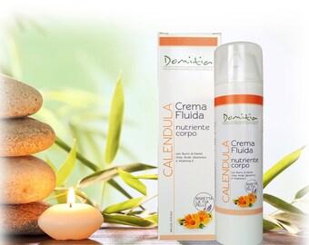 Marigold-nourishing body lotion-Flac. Airless spray 200 ml