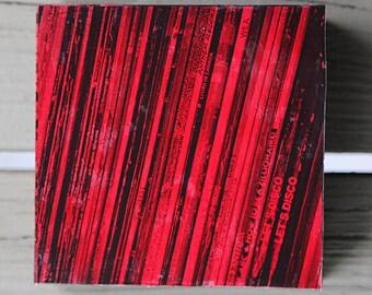 THREE - from the Art Block Series