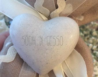 Heart in chalk proofumato