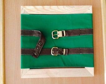 Toddler Dressing Frame: Belt