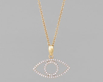 necklace of gold 14 K 60 diamonds 0.60 CT