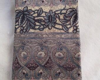 Mallory & Church Tie Silk