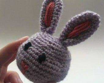 Crochet rabbit
