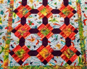 Bugs, Bugs, Bugs Quilt