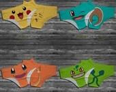 Pokemon Starter Pack