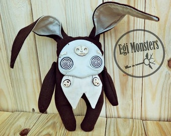 Daydreamers Bunny Monster Plush Stuffed Toy Gift