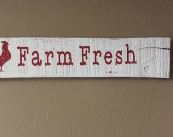 Farm Fresh Wooded