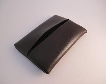 Leather Tissue Packet Holder
