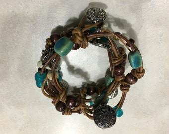 Wrap Bracelet/Necklace #1620